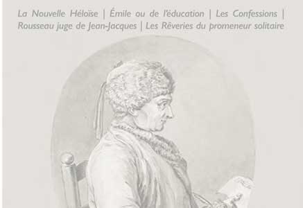 Avis de parution – «Cinq études sur le style de Rousseau»
